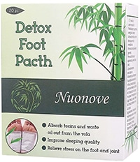 nuonove detox foot patch